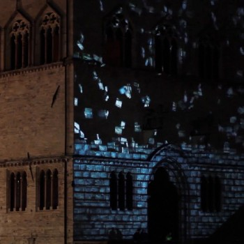 VIDEO MAPPING 3D – PERUGIA