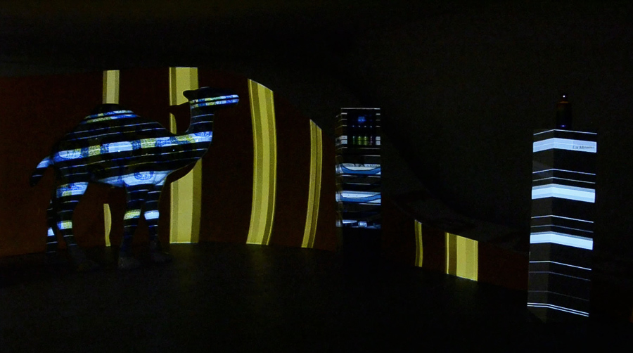 Video mapping aziende