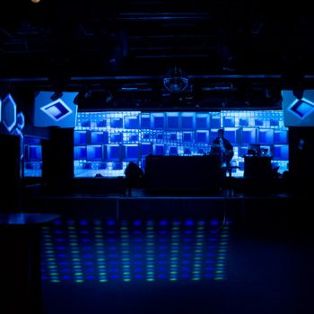 VIDEO MAPPING IMMERSIVO – LIVING CLUB