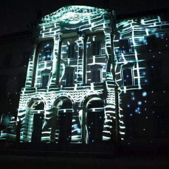 VIDEO MAPPING SU EDIFICI – VERTICAL